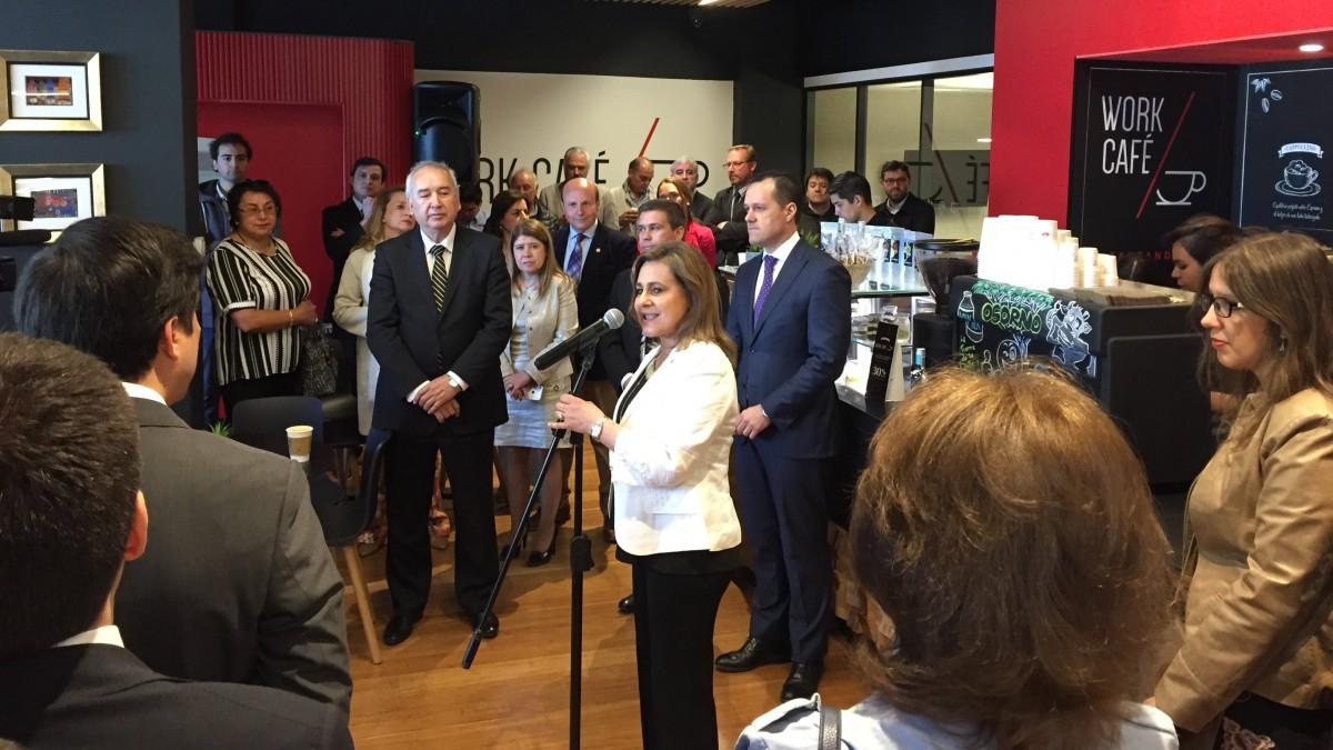 Inauguración Work Café | Meet Inn Patagonia - Congresos y Eventos